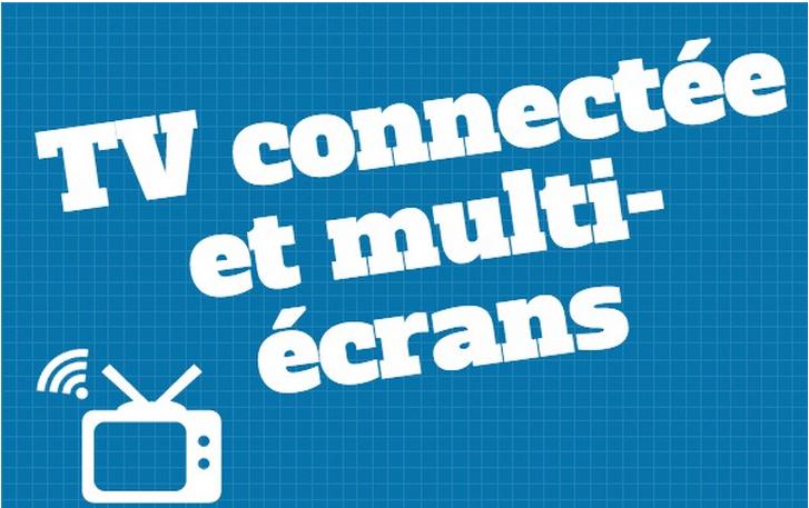 TV connecté et multi-écrans