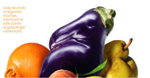 Affiche de fruits