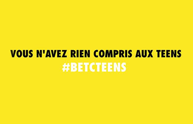 Annonce Betcteens