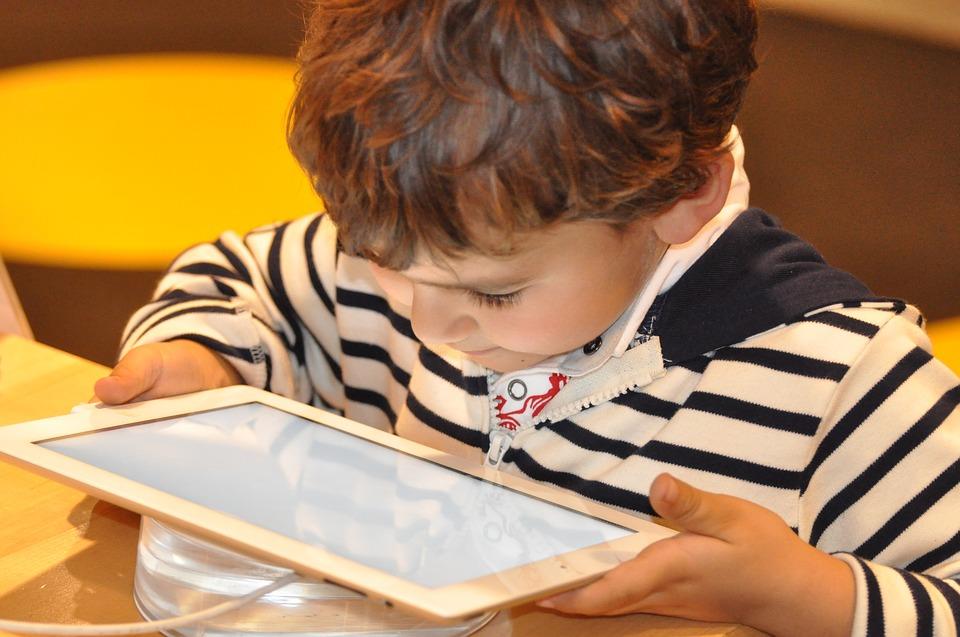 La consommation vidéo des enfants explose