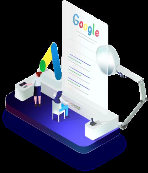 L'univers de Google