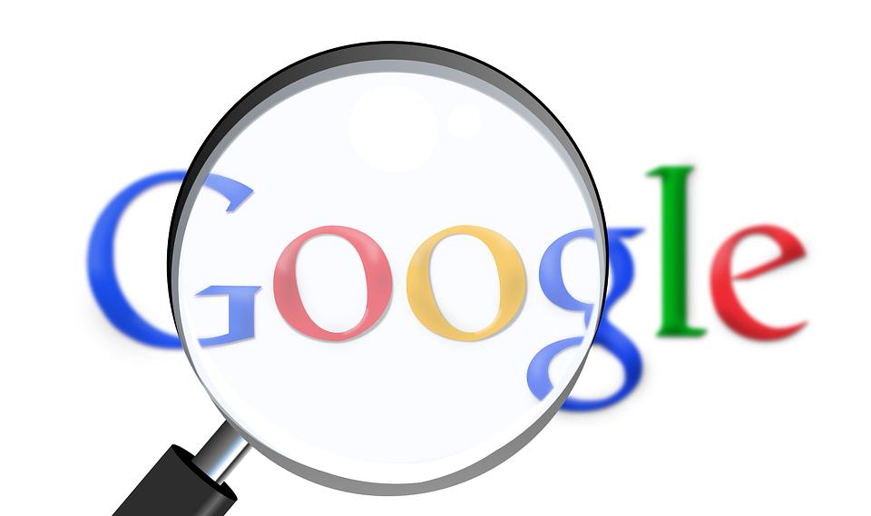 Recherche de Google